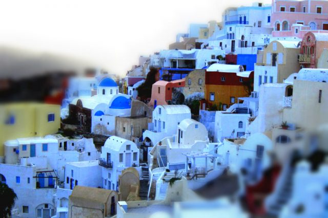 SANTORINI MADE TO PLEASE